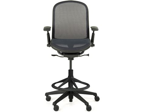 knoll chadwick mesh desk chair chadwick high task chair hivemodern com