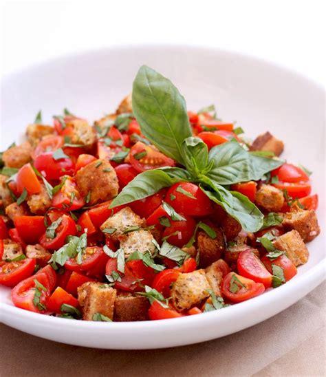 italian bread salad recipe ina garten 1000 ideas about panzanella recipe on pinterest salad