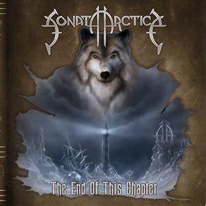 Sonata Arctica Succesor Japan Pressing the end of this chapter sonata arctica japan