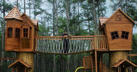 lokasi  rute kemit forest wisata edukasi hits  cilacap