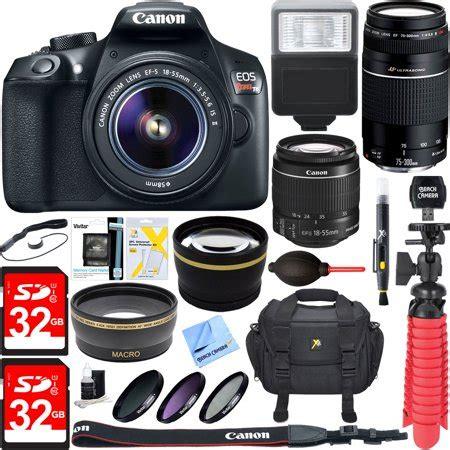 canon eos rebel t6 digital slr camera w/ ef s 18 55mm is