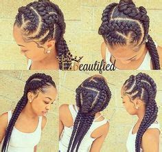 simple & elegant goddess braid bun | braids | pinterest