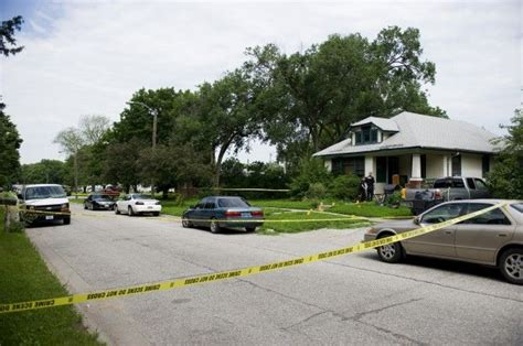shooting lincoln ne 1 dead 1 injured in shooting suspect in custody