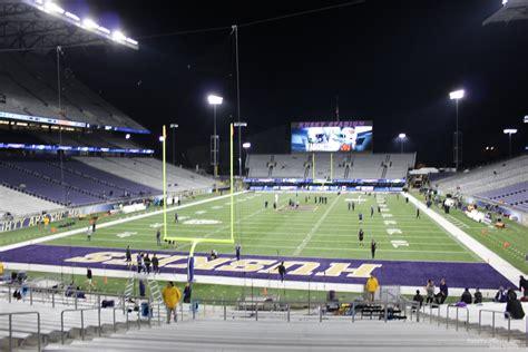 husky stadium student section husky stadium section 117 rateyourseats com