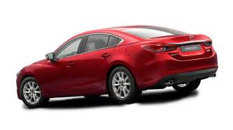 mazda6 sedan z systemem mzd connect