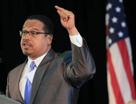 who is keith ellison power line ellison s bid for top democratic post caps 25 year rise