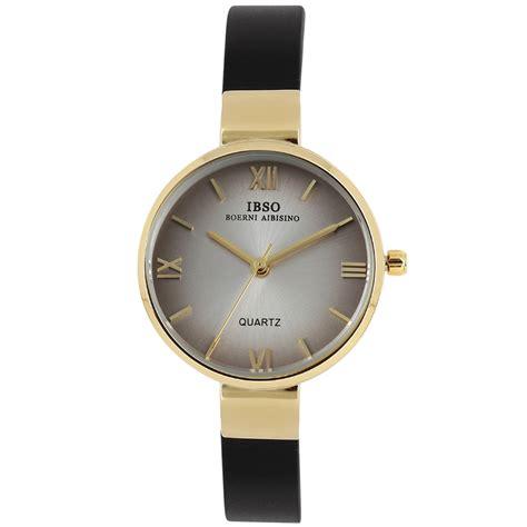 Jam Tangan Wanita Bum Equipment ibso jam tangan analog wanita 7498 black jakartanotebook