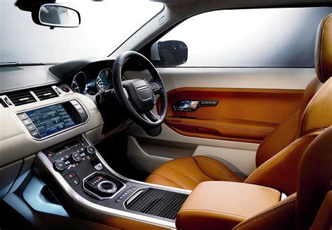 range rover coupe interior range rover evoque sd4 prestige lux automatic 3dr coup 233