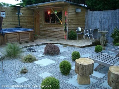 Pub Garden Ideas Lili S Bar Pub Entertainment From Back Garden Owned By Lili Shedoftheyear