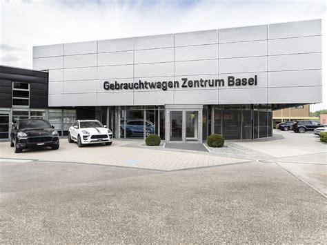 Porsche Zentren Gebrauchtwagen by Porsche Gebrauchtwagen Zentrum In Frenkendorf Autonews