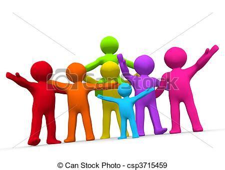 imagenes de la familia y amigos amigos familia y ilustraci 243 n de stock libre de