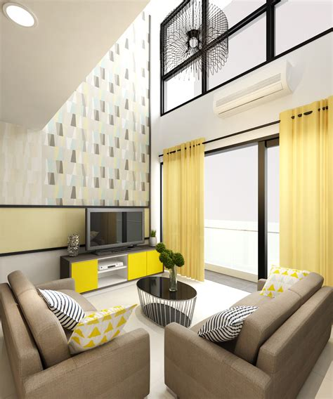 living room soho d latour the hottest newest accommodation in bandar
