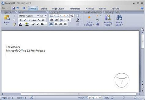 Microsoft Office 12 by View Topic Req Microsoft Office 12 Build 3111
