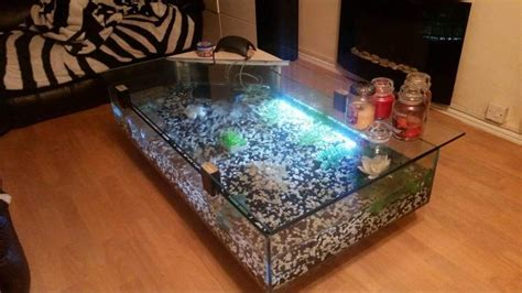 fish tank coffee table brierley hill wolverhton