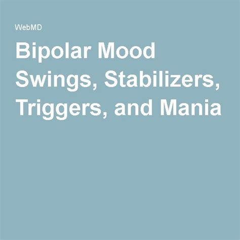 stress and mood swings 1000 ideas about mood swings on pinterest bipolar