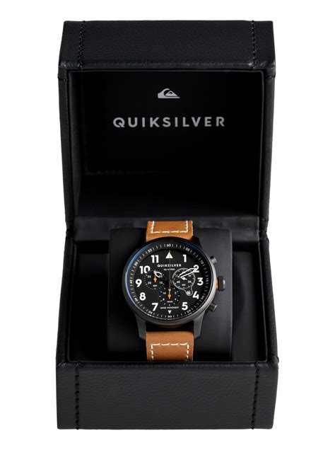 Quicksilver Leather 1 seafire leather analog 3613372713910 quiksilver