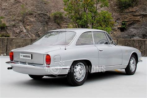 Alfa Romeo Sprint by Sold Alfa Romeo 2600 Sprint Coupe Auctions Lot 13