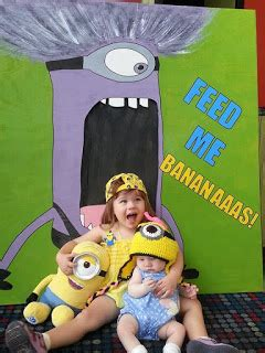 Nn Kid Minion Merah for the of food 8 easy minion crafts for