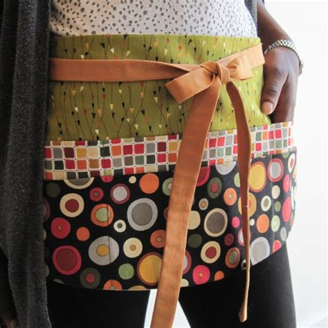 pattern for utility apron super cute utility apron pattern crafts pinterest