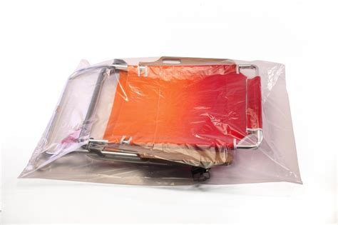 Polybag Polibag 40 X 40 40 quot x48 quot clear lay flat poly bags 2 mil 100 ctn