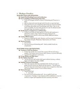 free catering business plan template 9 catering business plan templates free sle exle