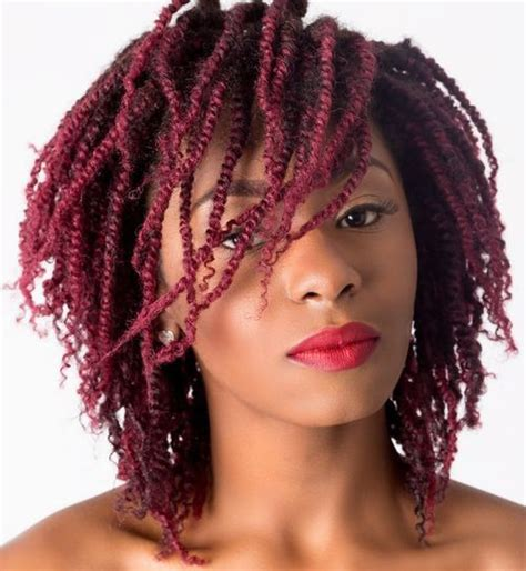 kinky twist bob 40 kinky twists styles you must try