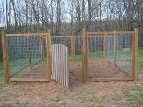 fence for our vegetable garden farmer s