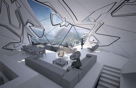 future home interior design lo monaco house by tom wiscombe design evolo architecture magazine