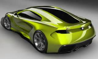 official bmw to unveil green sports car concept at