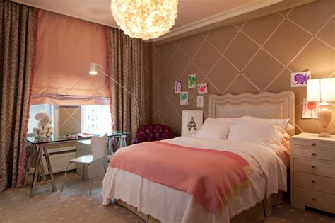 alluring bedroom ideas  young women  soft color nuance housebeauty