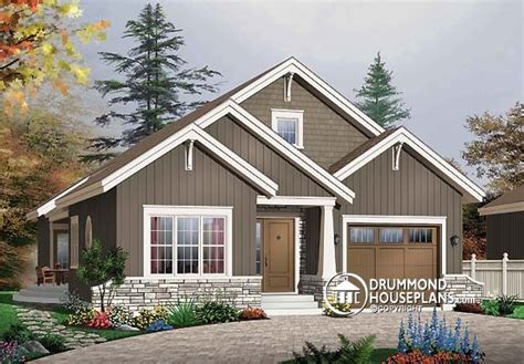 house plan of the week plan of the week quot savvy single storey quot drummond house plans blog