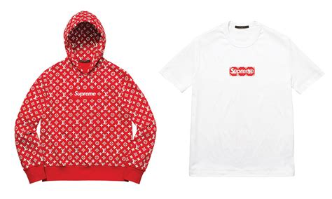 Louis Vuttion X Supreme Bogo Hoodie here s every from the supreme x louis vuitton collection