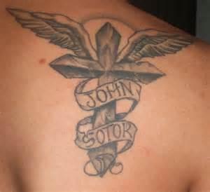Rip cross tattoos for men 1 car tuning