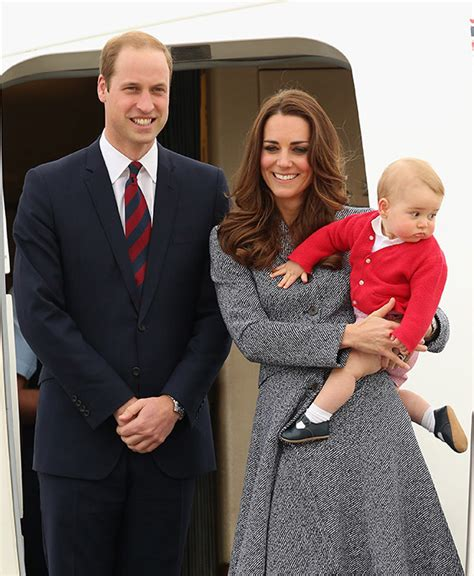 Prince William And Kate Middleton Back On by Prince William And Duchess Kate Back Home With Prince