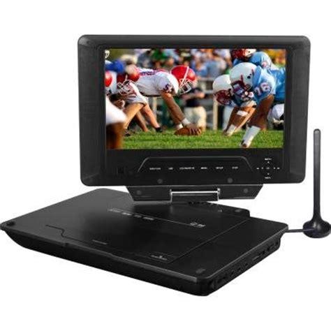 noah ed8870a 7 inch lcd portable tv/dvd combo