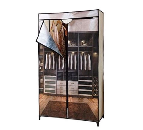 Fabric Wardrobe by Printed Fabric Wardrobe For Sale In Kells Meath From Ark14