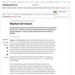 Englischsprachige Bewerbung In Deutschland Application Search Pearltrees