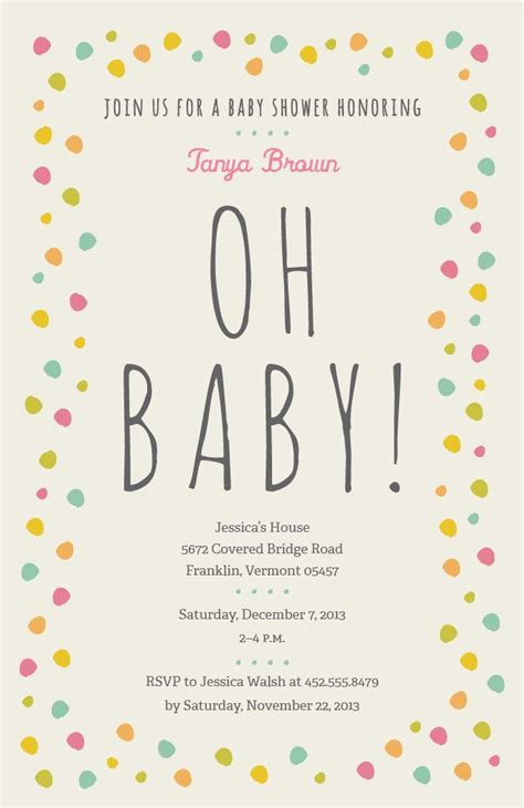 Vistaprint Baby Shower Invitations 13 best baby shower invitations and birth announcements