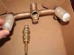 Leaky Bathroom Faucet by Bathroom Solving Leaky Shower Faucet How To Fix Leaky