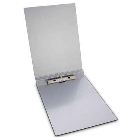 Metal Clipboard metal clipboards with cover bindertek