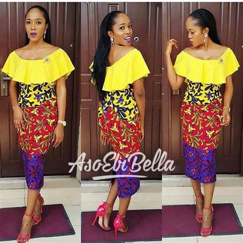 lastest bella ankara style asoebibella ankara styles 2016 newhairstylesformen2014 com