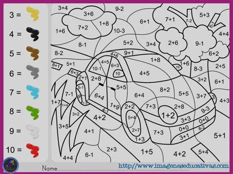 imagenes matematicas para imprimir dibujos para colorear multiplicaciones te cuento un dibujo