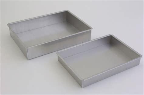heavy duty rectangular cake pan 12x18x3