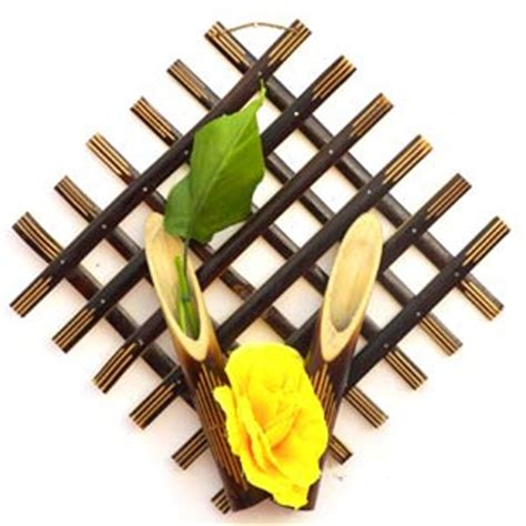Decoration Ideas Home Bamboo Wall Hanging Decor India Handicraftstore Com Flickr