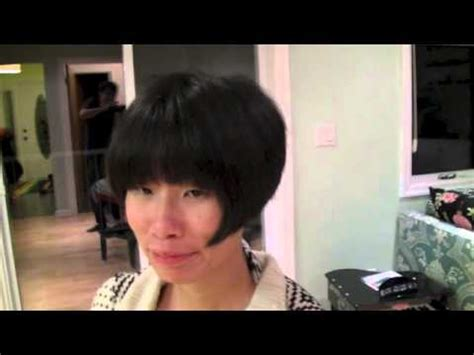 great gatsby faux bob 1920s inspired hair youtube short bob haircut the great gatsby inspired youtube