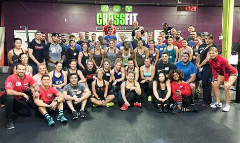 Garden City Crossfit Crossfit Forging Elite Fitness Monday 161024