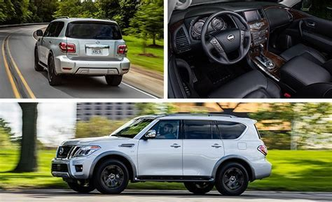 2017 nissan armada platinum interior 2017 nissan armada test review car and driver