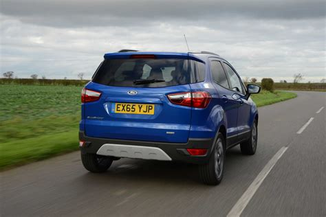 ford ecosport crossover review car