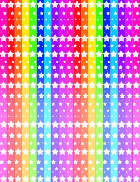 Lucky Origami Paper - rainbow paper by joslovesyooh on deviantart bordes