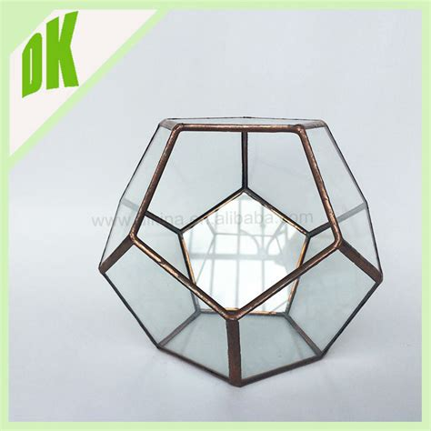 glass home decor glass home decor stemmed glass candle holder blown color glass copper candle jar
